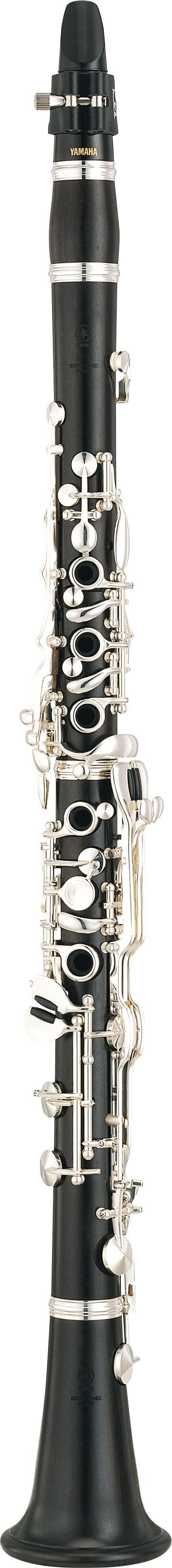 Clarinete Alemán en La Yamaha YCL-847II