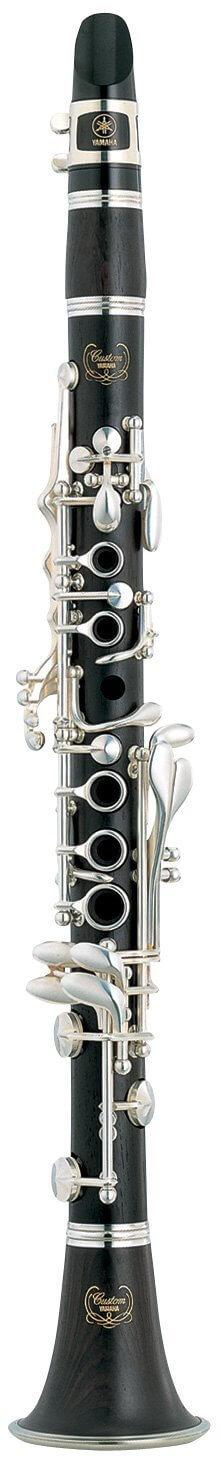 Clarinete Requinto En Mib Yamaha YCL-881