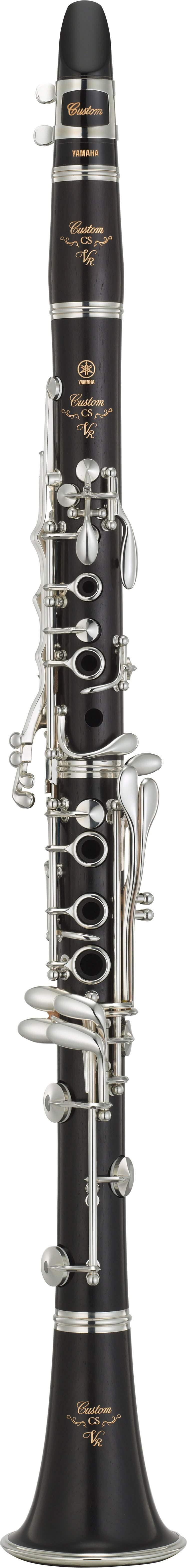 Clarinete en Sib Yamaha YCL-CSV-R