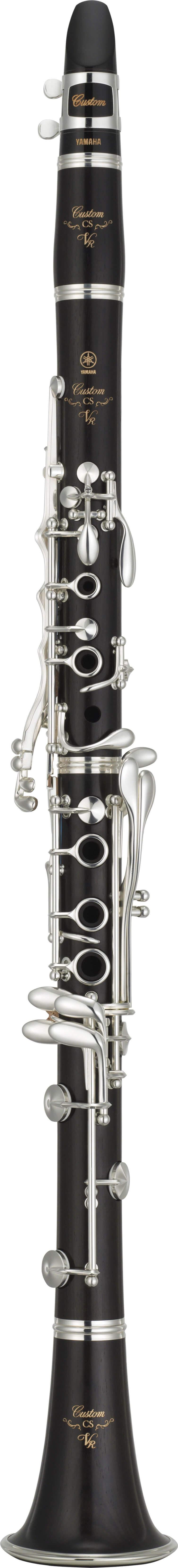 Clarinete En La Yamaha YCL-CSV-RA