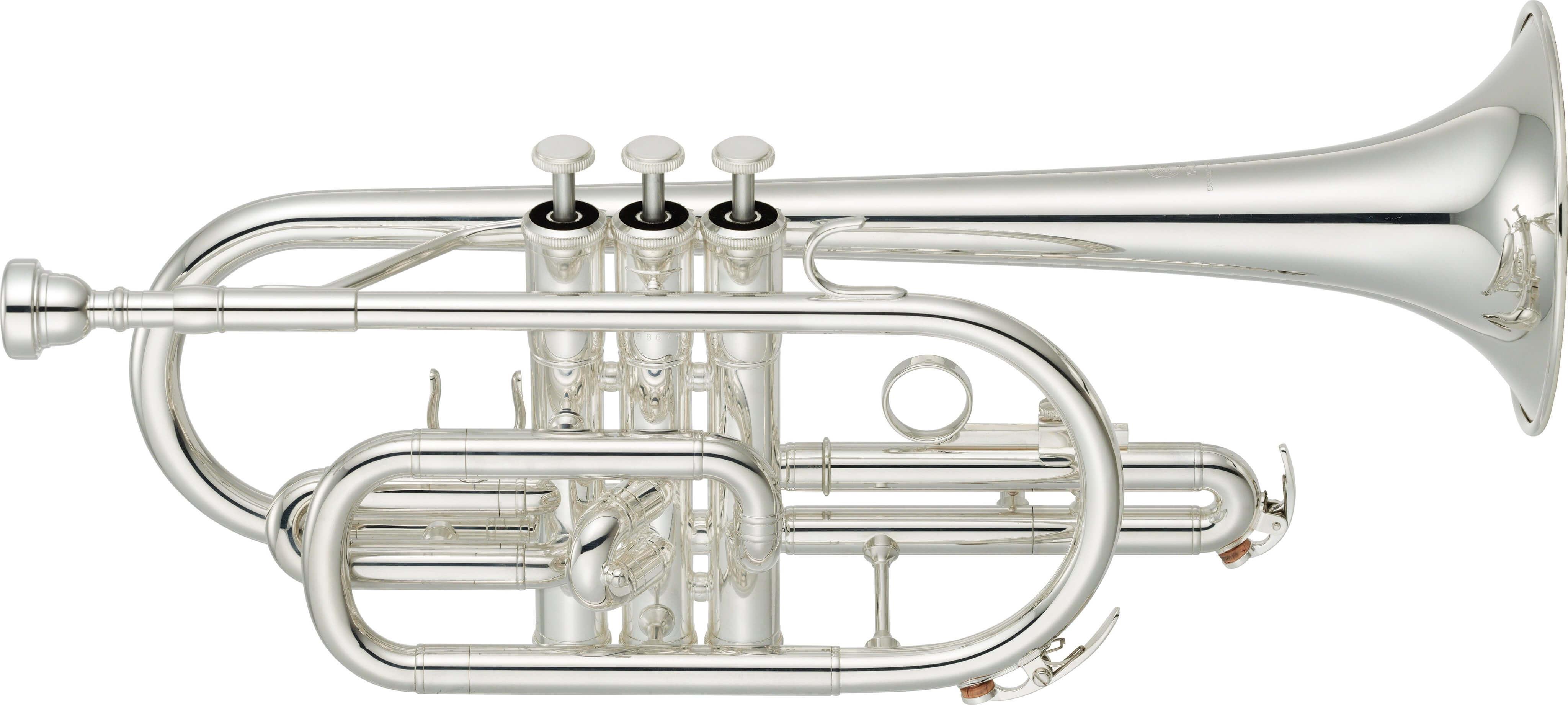 Corneta Yamaha Ycr-2310SIII Plateada