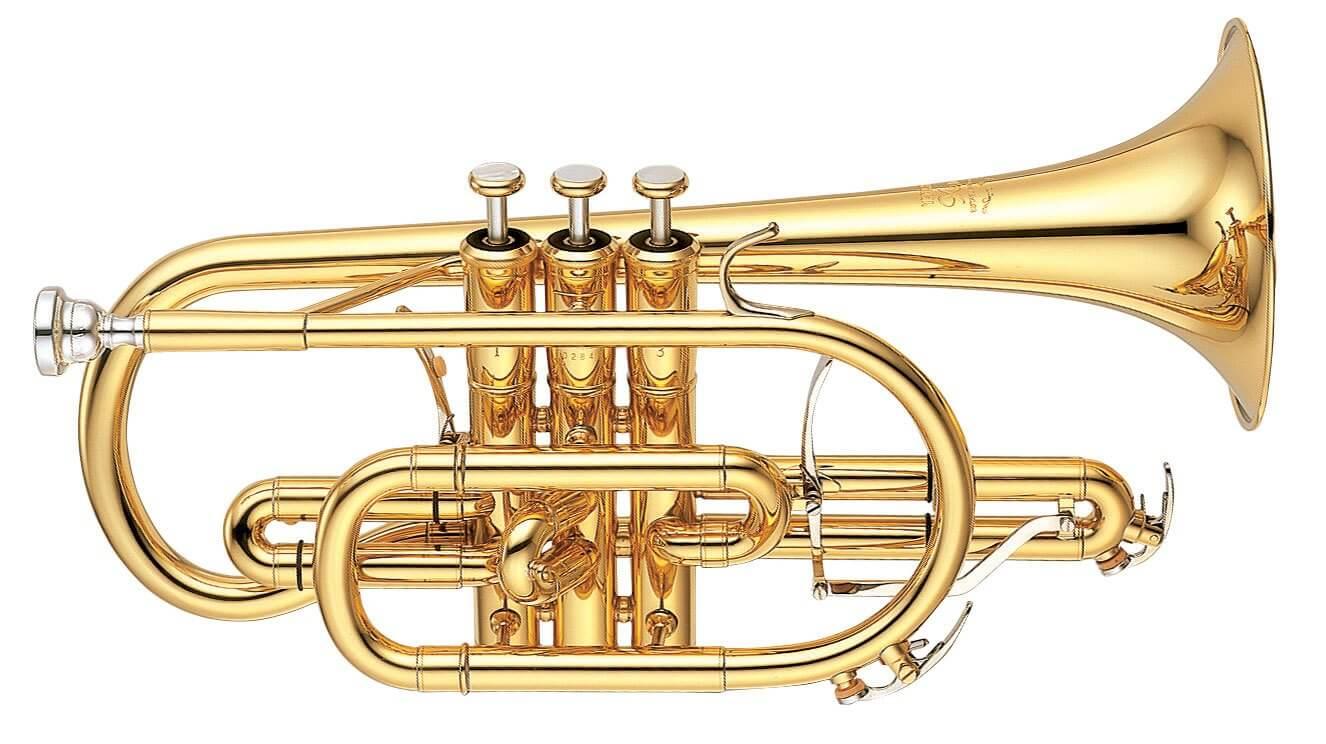 Corneta Yamaha Ycr-8335G Lacada