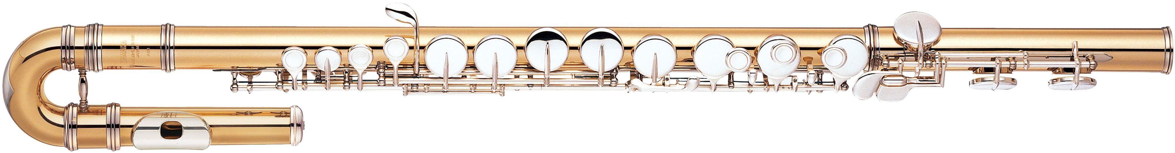 Flauta Travesera Alto Yamaha YFL-A421U