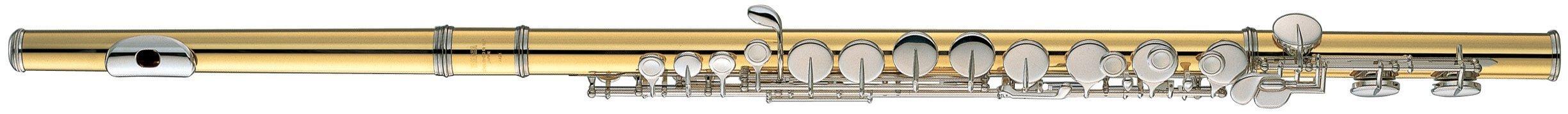 Flauta Travesera Alto Yamaha YFL-A421