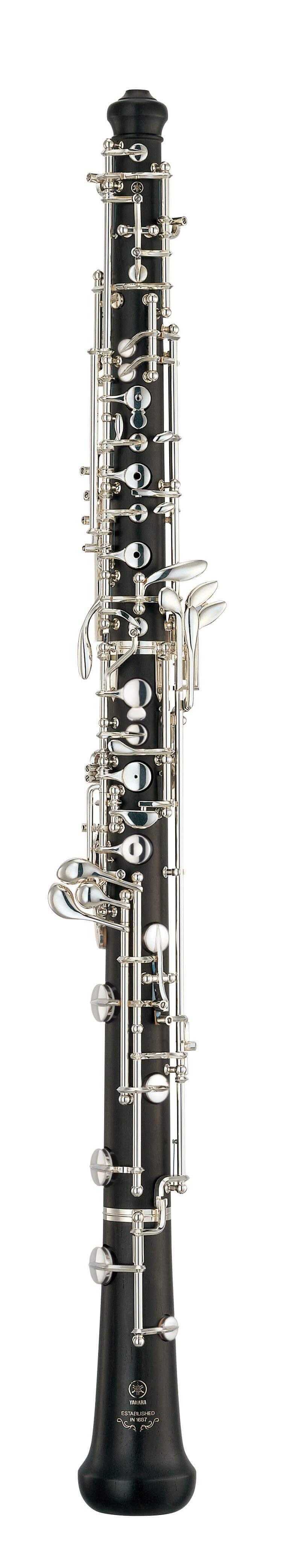 Oboe Yamaha Yob-432M Granadilla