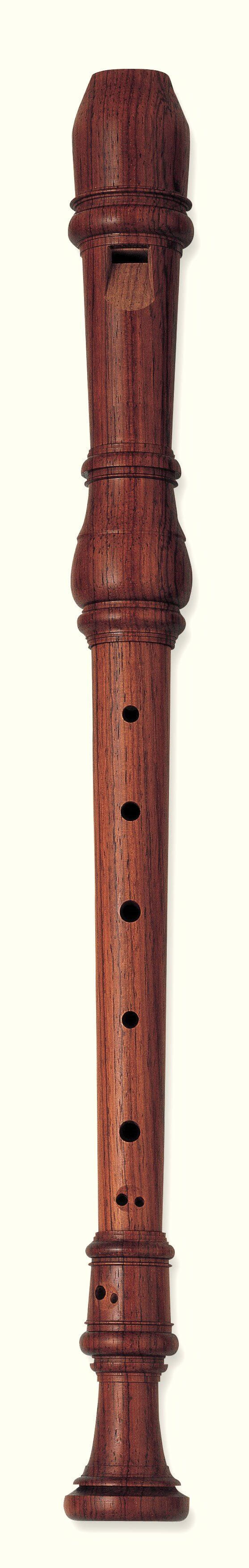 Flauta Alto En Fa Yamaha Yra 64 Palosanto