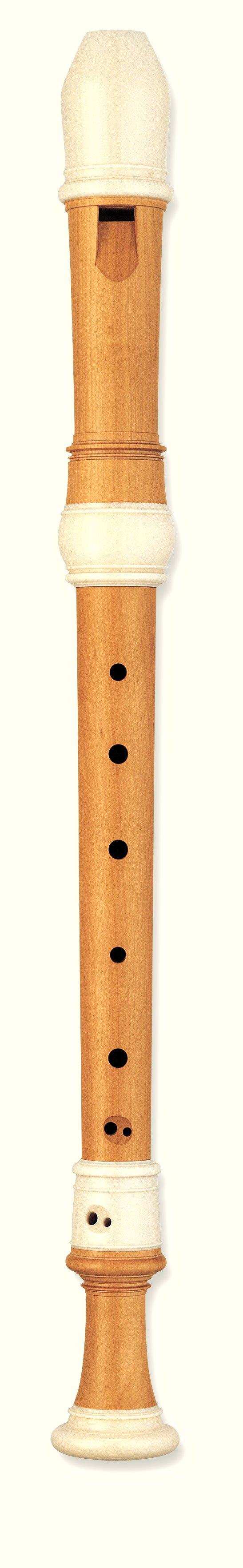 Flauta Alto Yamaha Yra-811 Digitación Barroca