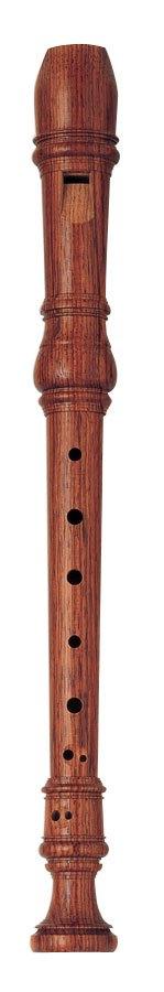 Flauta Soprano En Do Yamaha Yrs 64 Palosanto