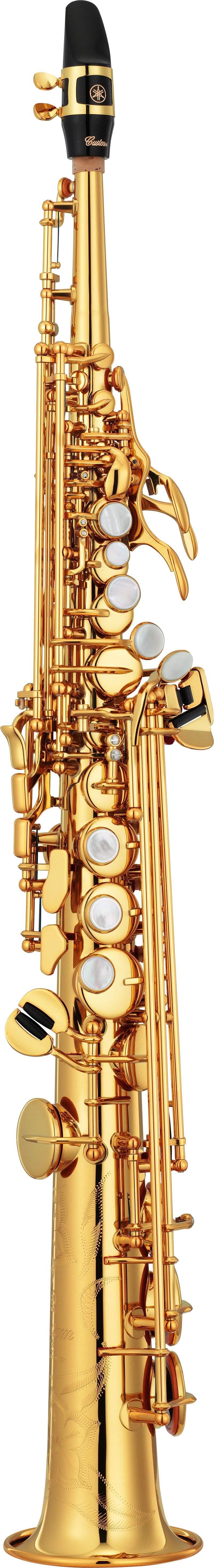 Saxofón Soprano Yamaha Yss-82Z