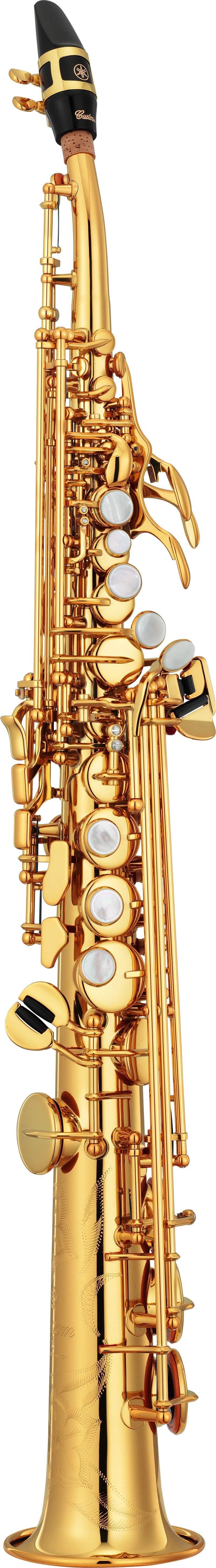Saxofón Soprano Yamaha Yss-82Zr