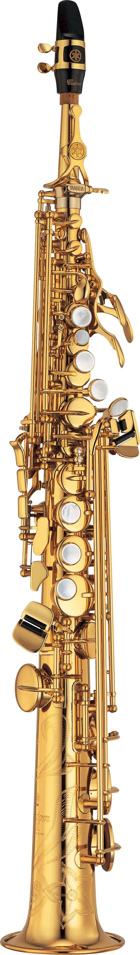 Saxofón Soprano Yamaha Yss-875Ex