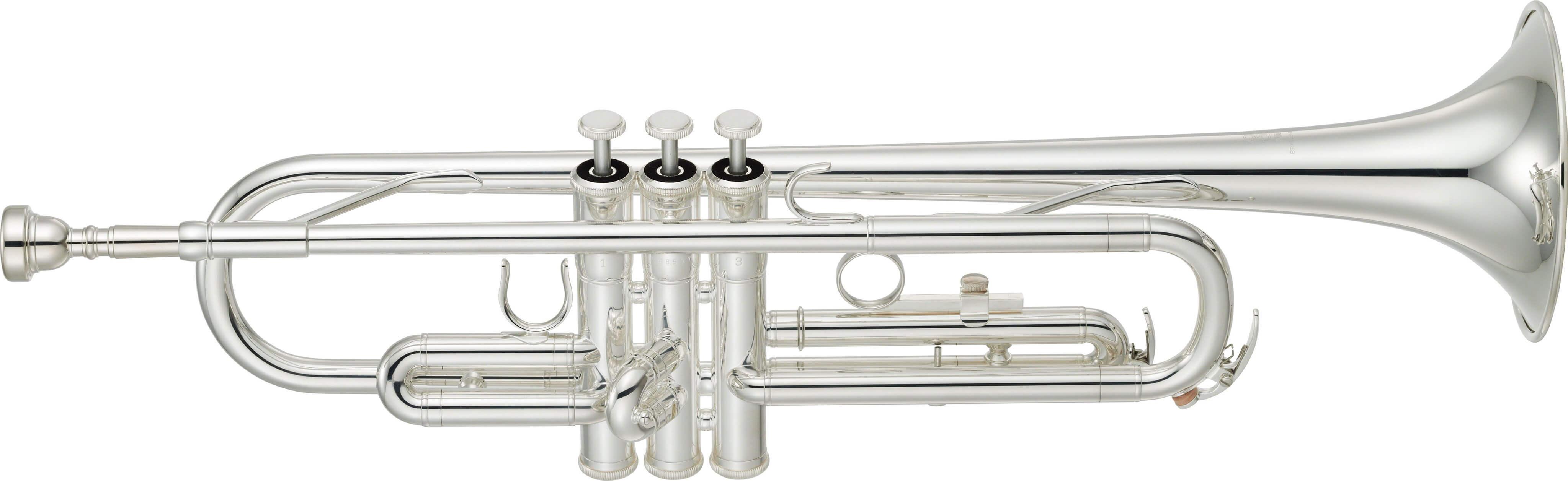 Trompeta Yamaha YTR-2330S Plateada