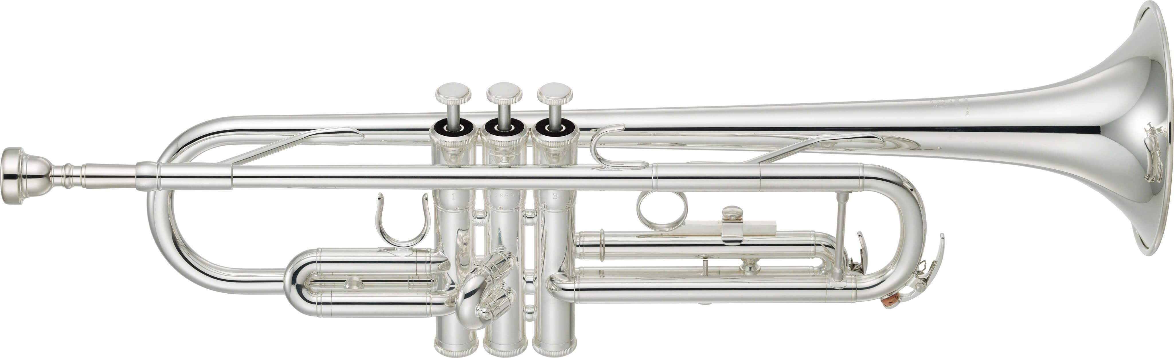 Trompeta Yamaha YTR-3335S Plateada
