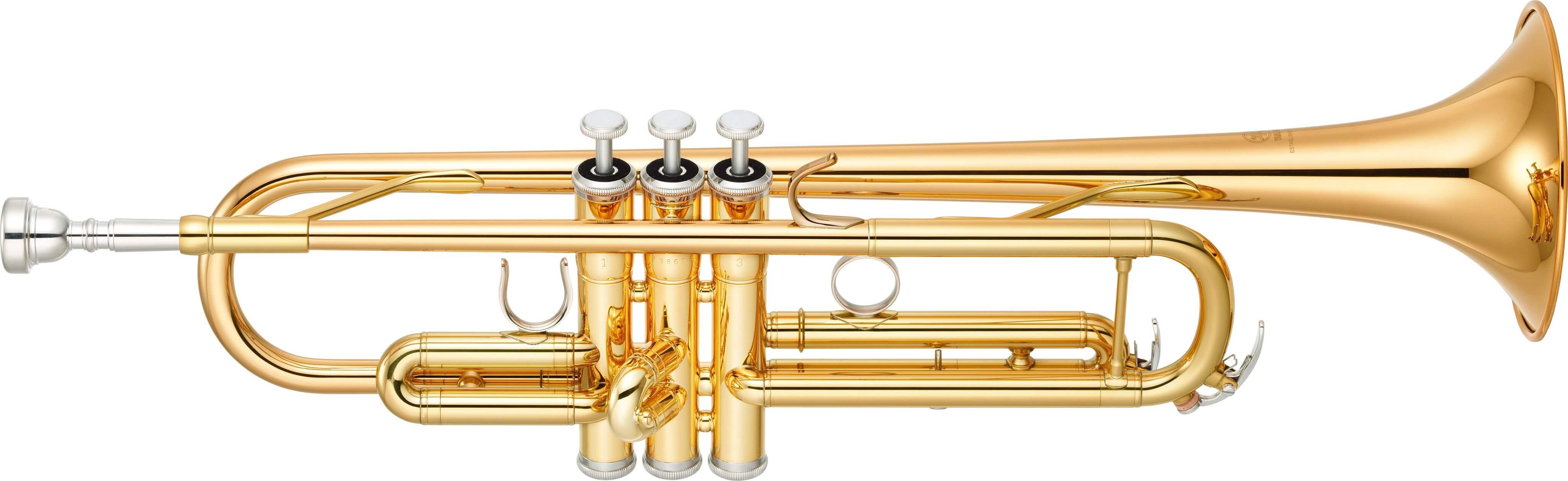 Trompeta Yamaha YTR-4335GII Lacada