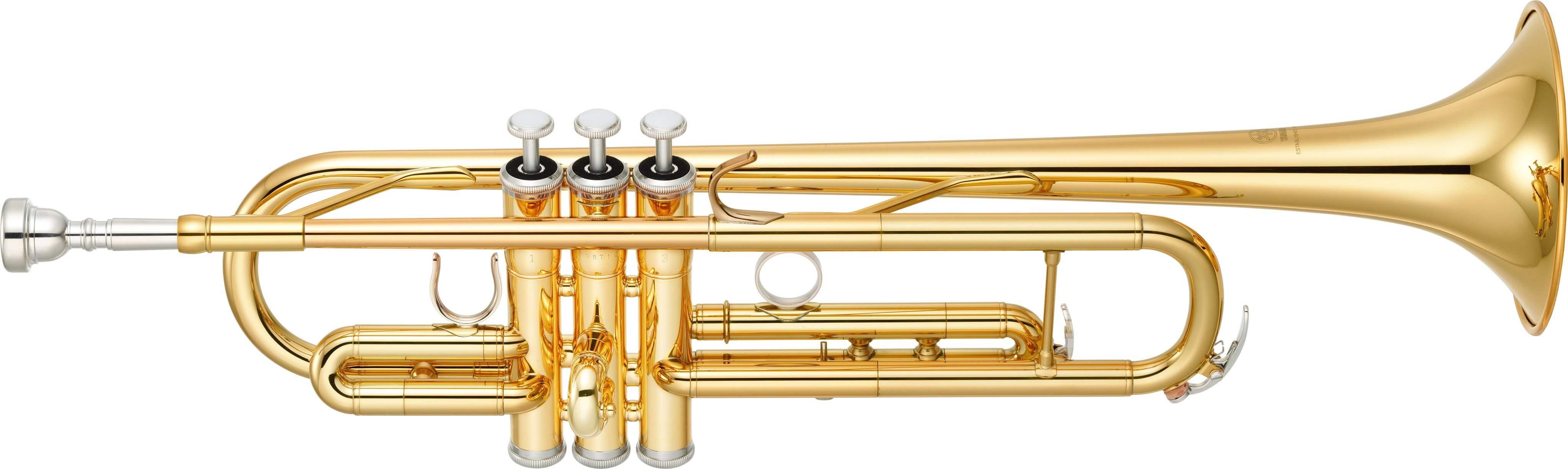 Trompeta Yamaha Ytr-4435II Lacada