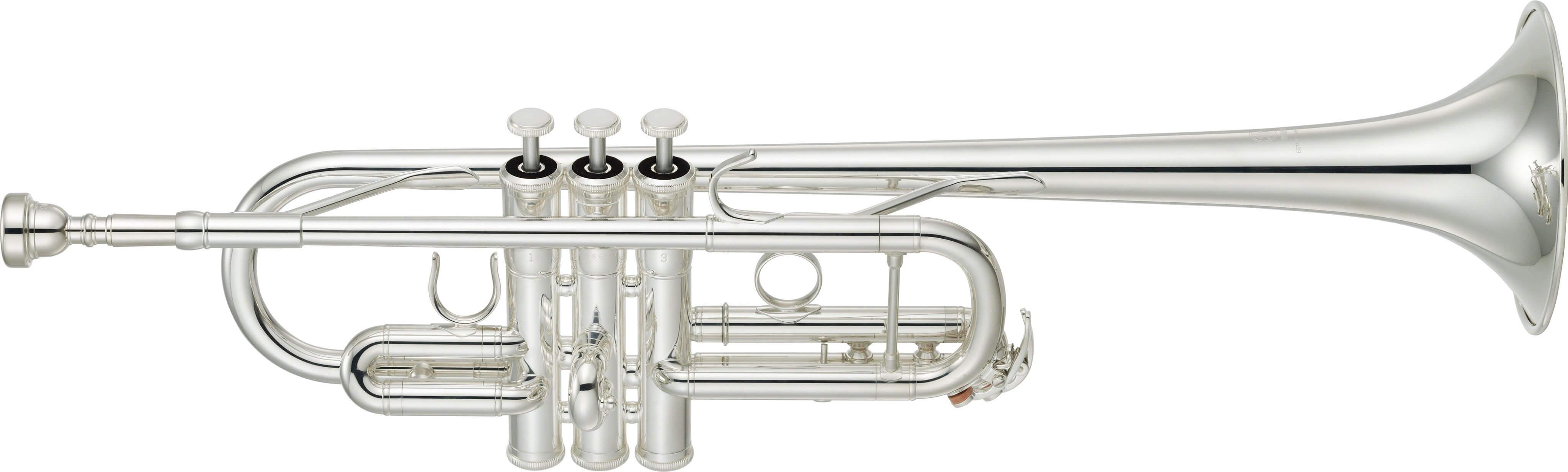 Trompeta Yamaha Ytr-4435SII Plateada