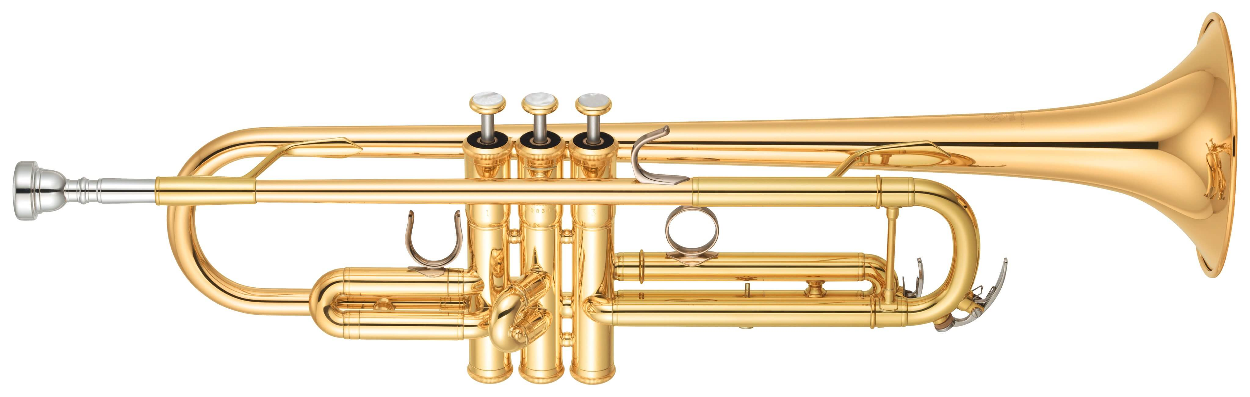 Trompeta Yamaha YTR-5335GII Lacada