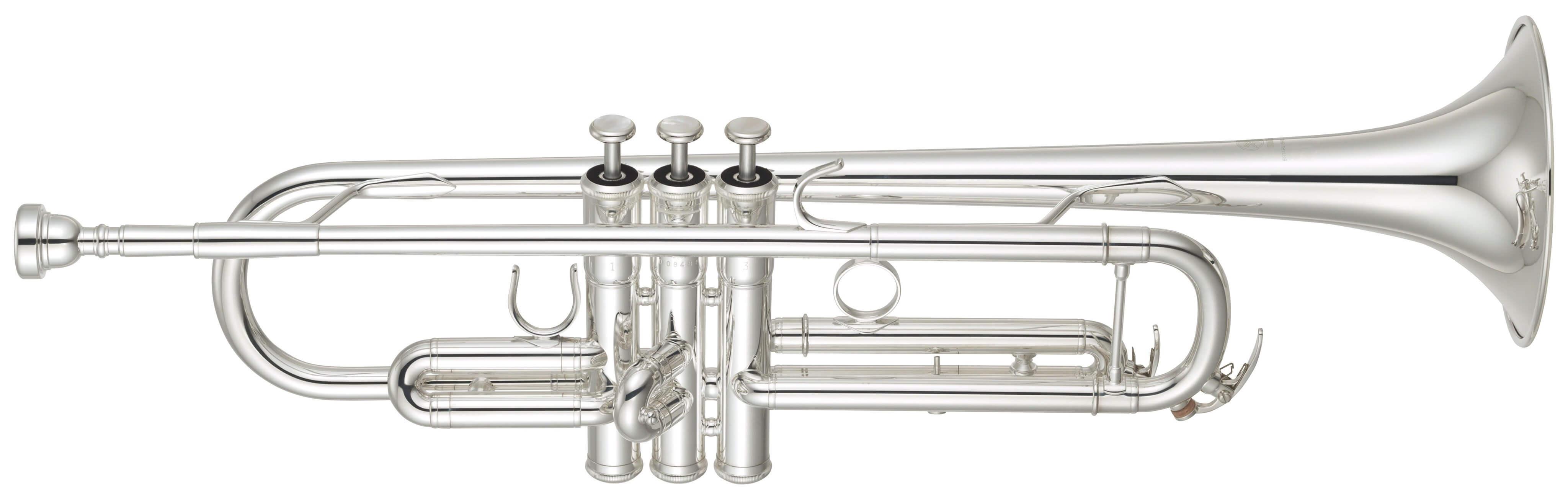 Trompeta Yamaha YTR-5335GSII Plateada
