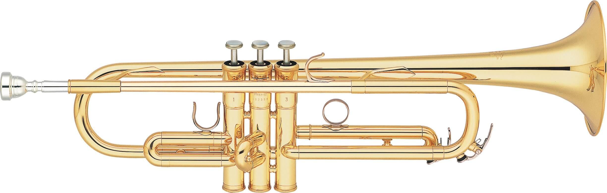 Trompeta Yamaha Ytr 6310Z Lacada