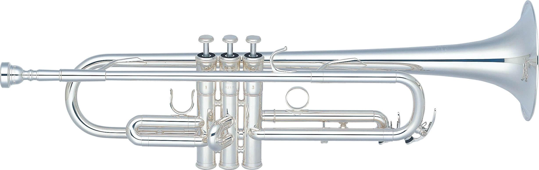 Trompeta Yamaha Ytr 6310Zs Plateada