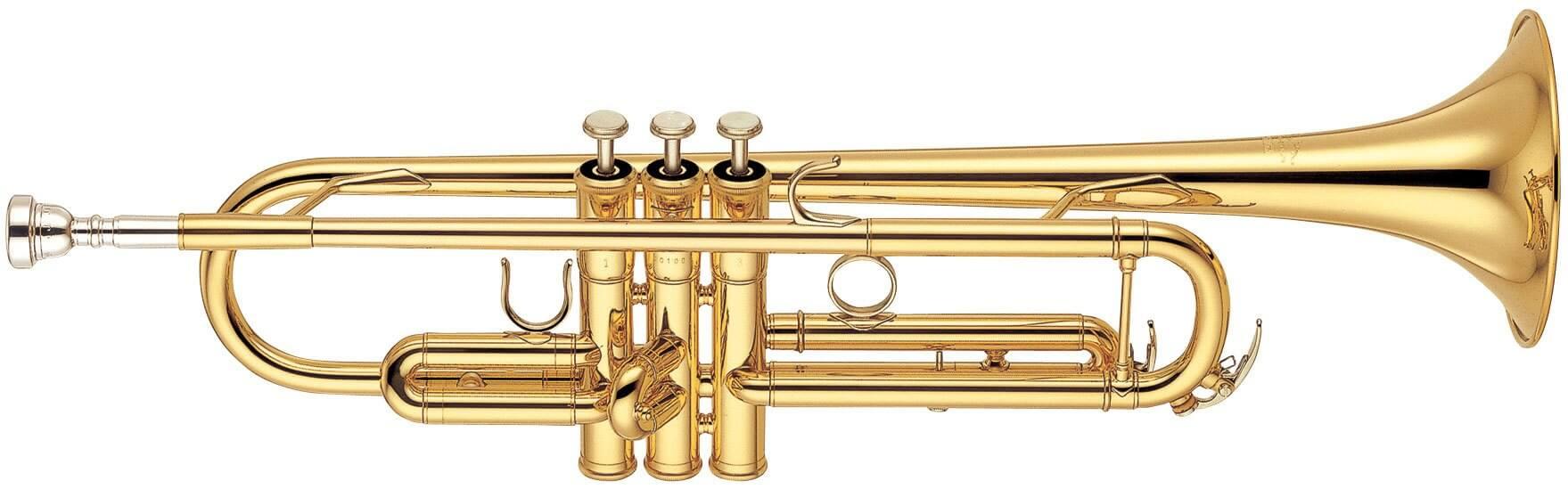 Trompeta Yamaha Ytr 6345G Lacada