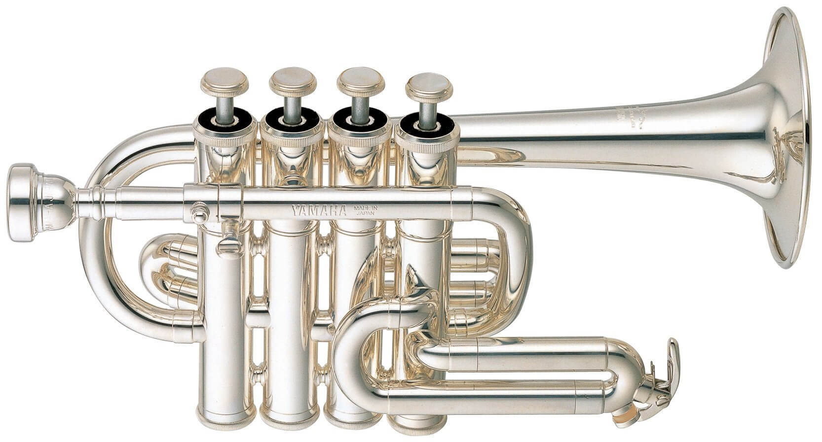Trompeta Yamaha Ytr 6810S Plateada