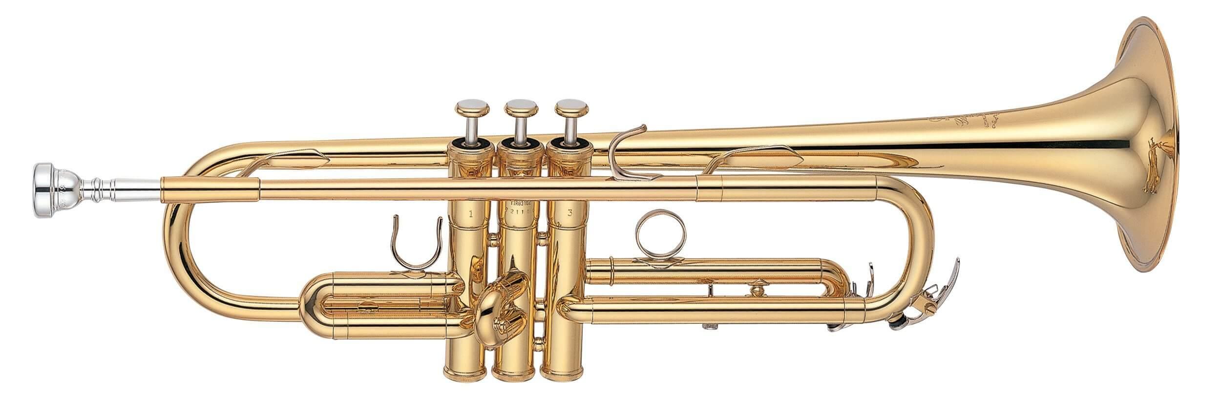 Trompeta Yamaha Ytr 8310Z Lacada