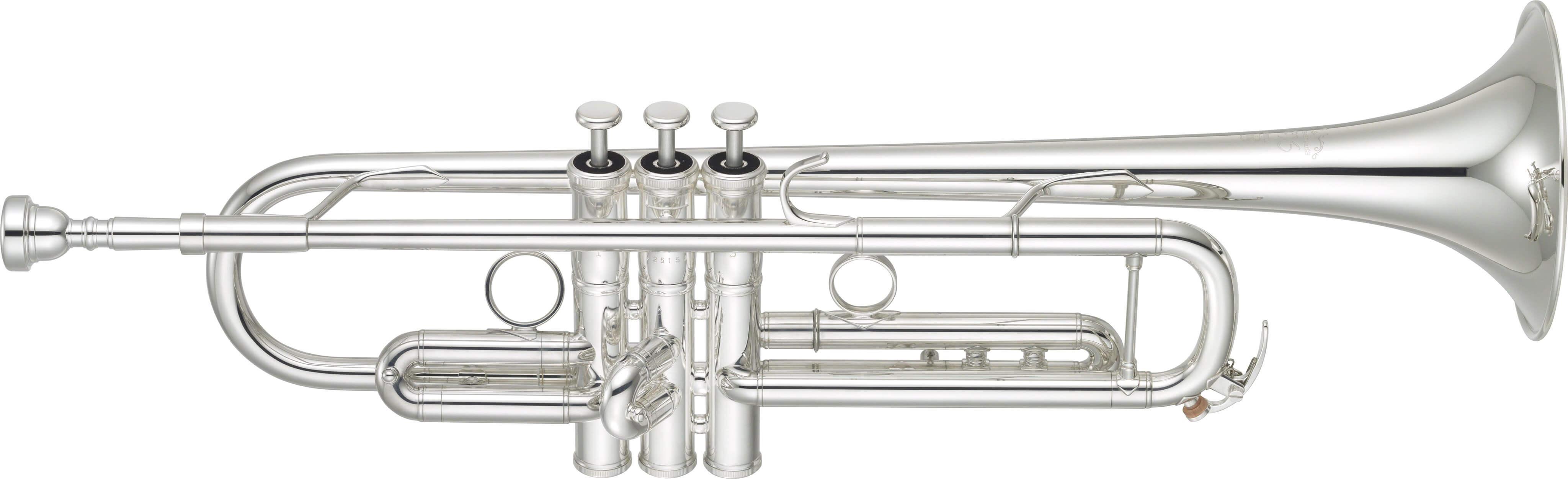 Trompeta Yamaha Ytr-8335RS 04 Plateada