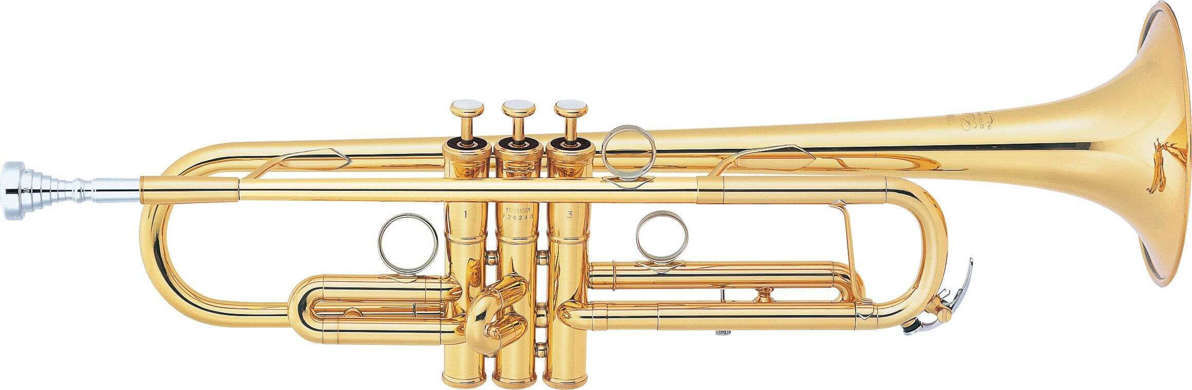 Trompeta Yamaha Ytr-8340EM Lacada