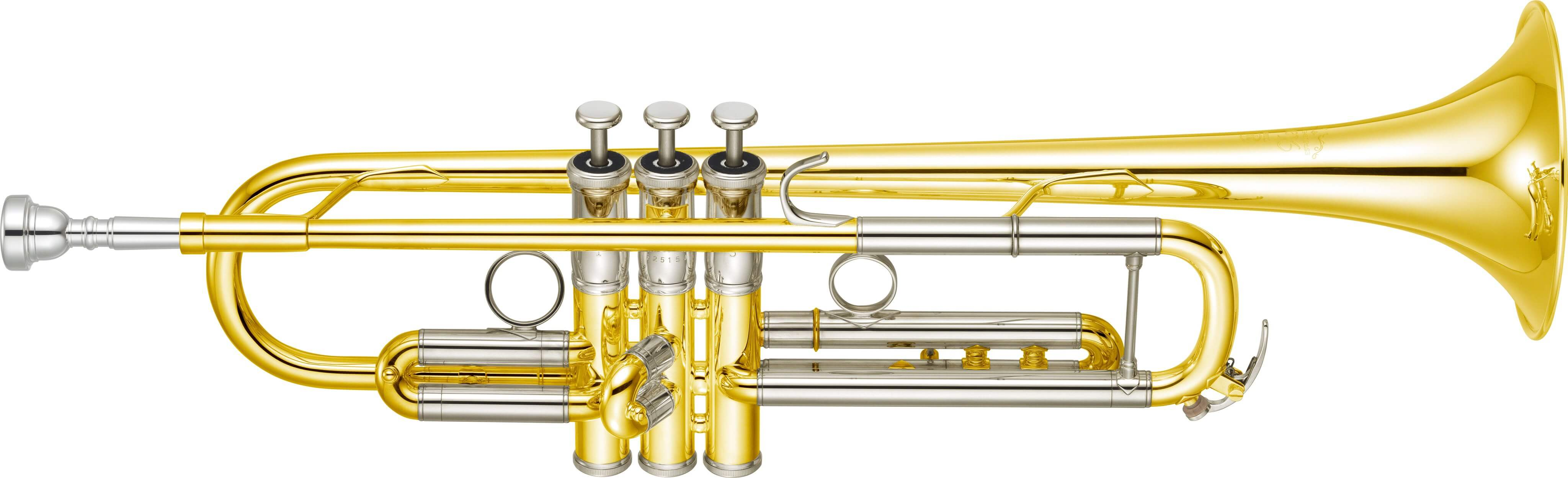 Trompeta Yamaha Ytr-8345Rs Plateada