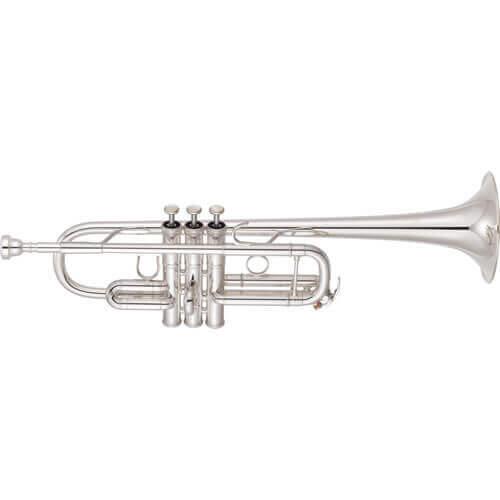 Trompeta Yamaha Ytr-8445S 02 Plateada