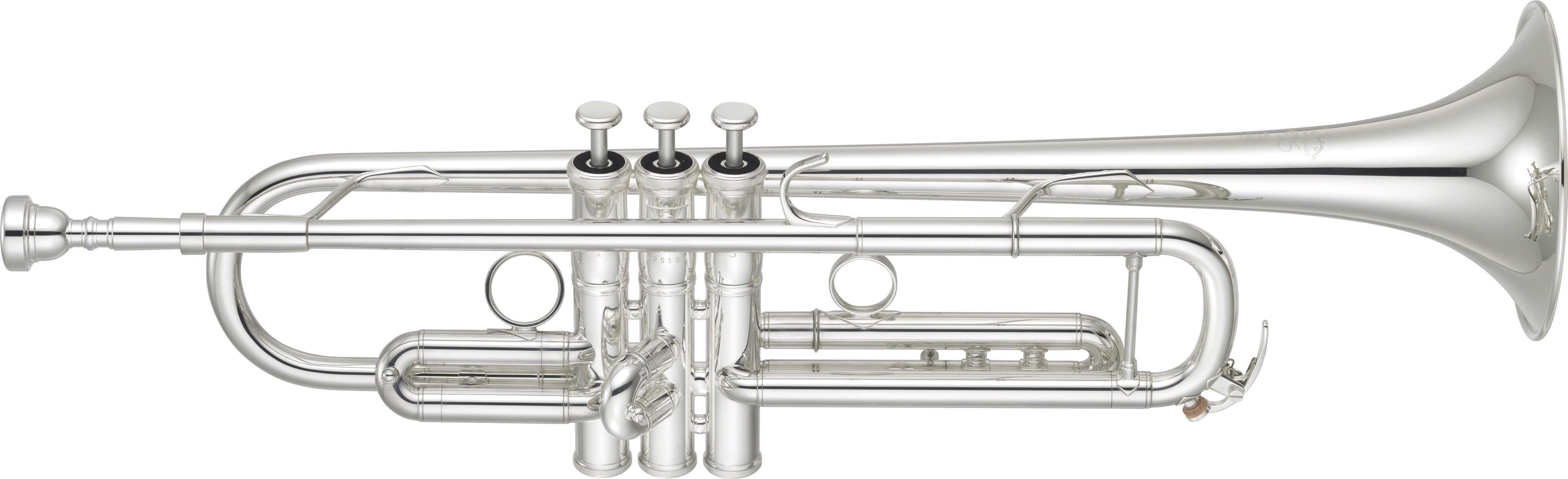 Trompeta Yamaha Ytr-8345Rgssp 0 Plateada