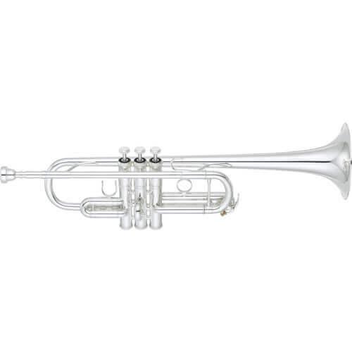 Trompeta Yamaha Ytr-9335CHS Plateada