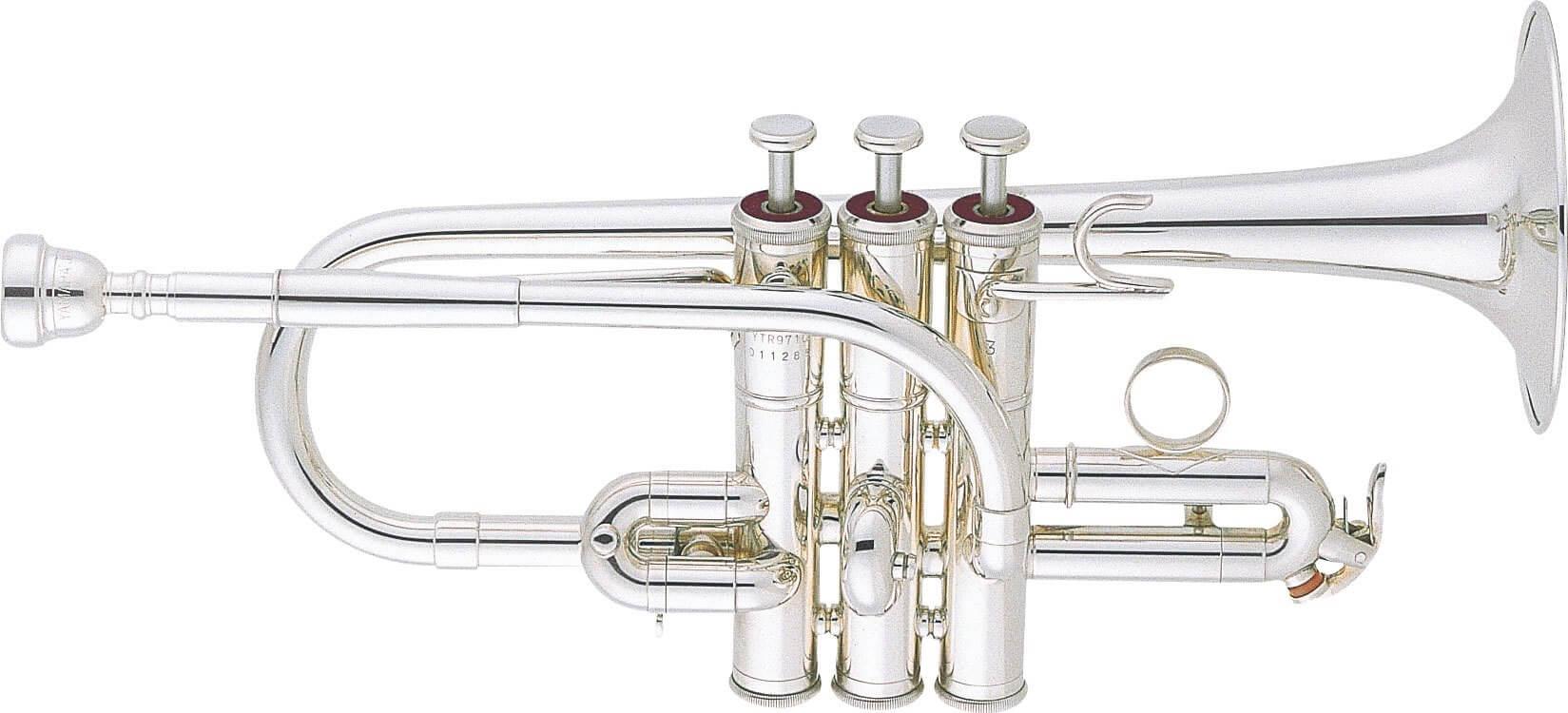Trompeta Yamaha Ytr 9710 Lacada