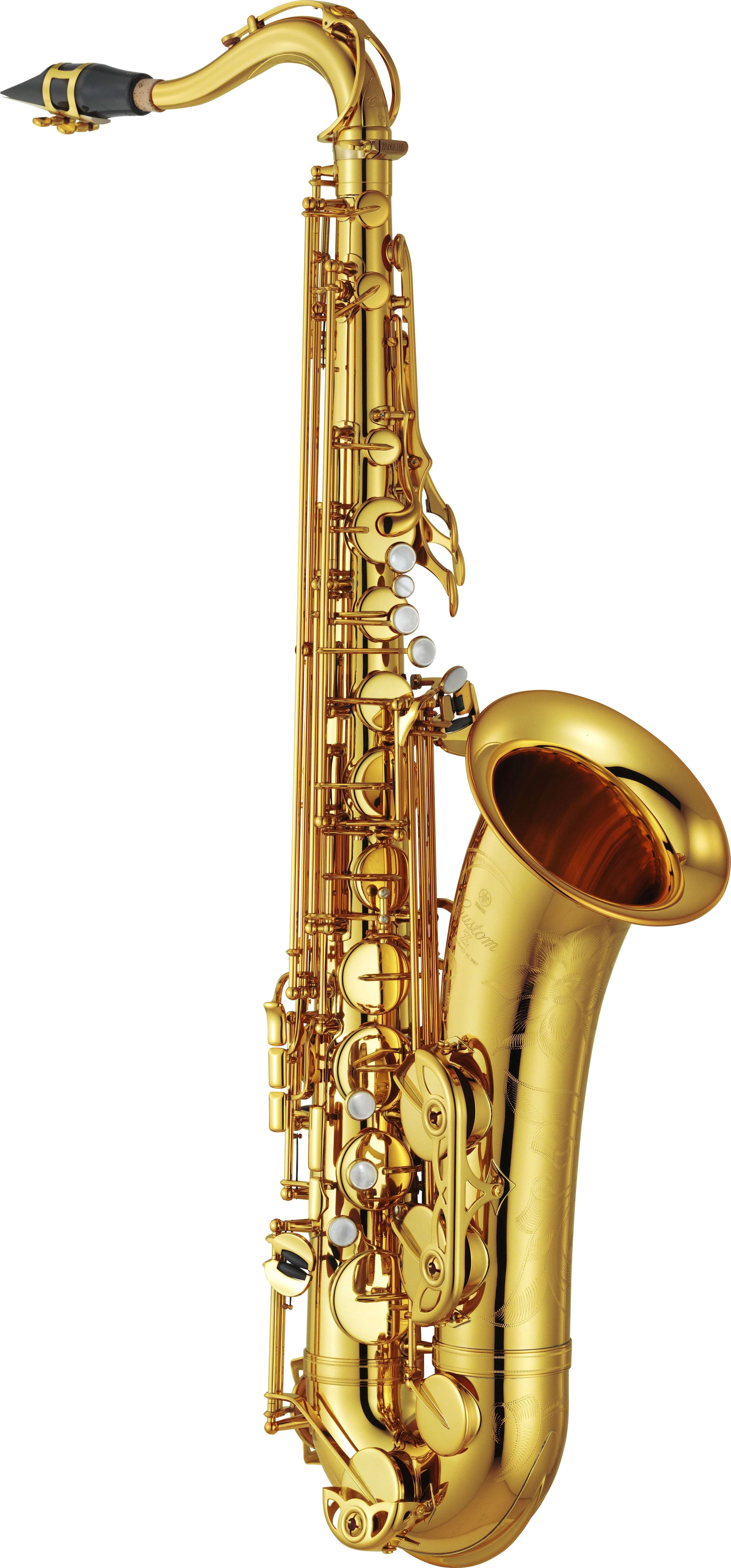 Saxofón Tenor Yamaha Yts-82Z