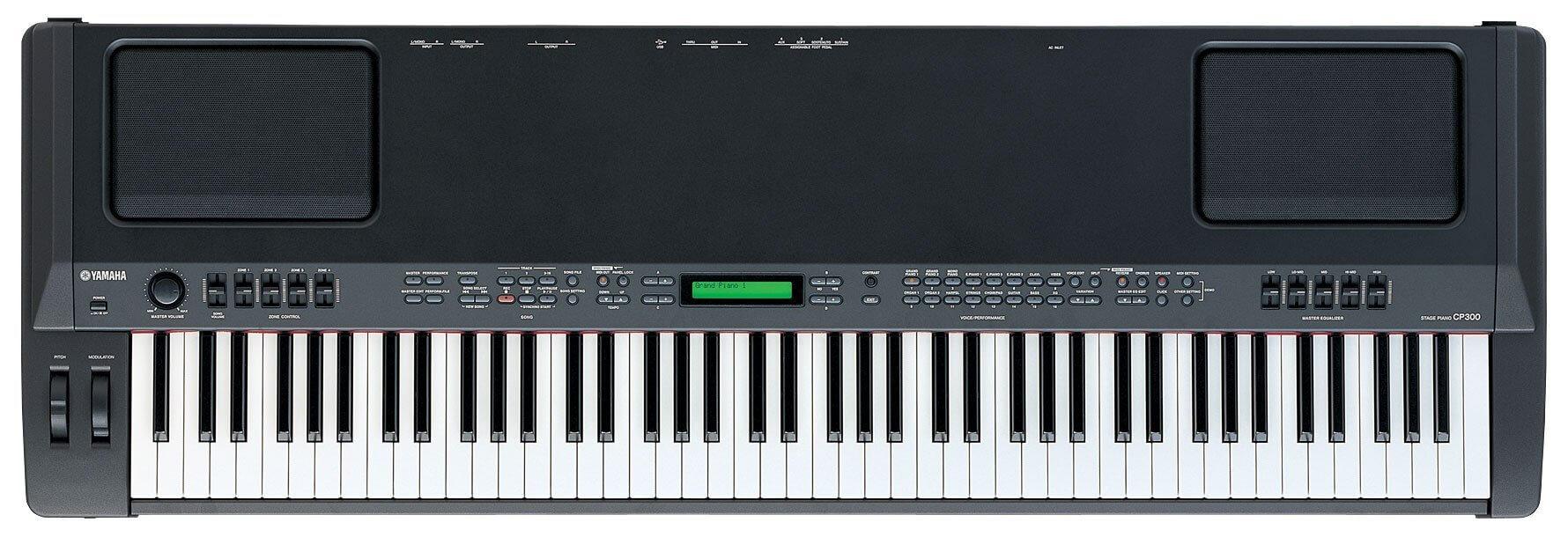 Piano De Escenario Yamaha Cp300