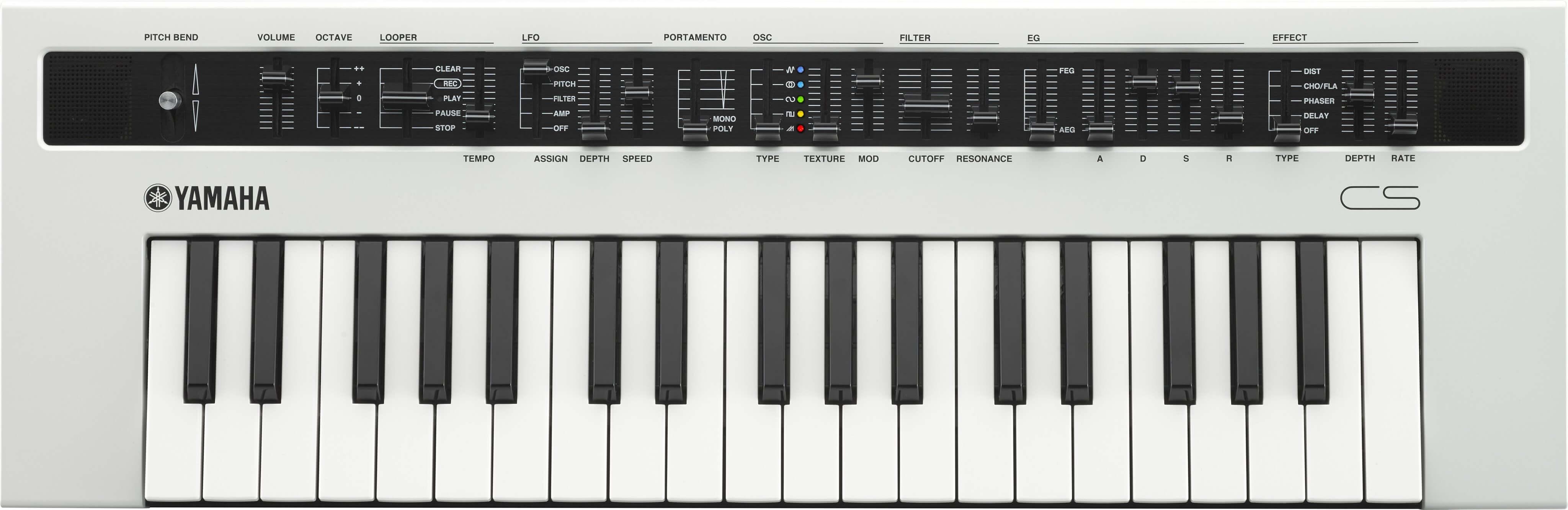 Sintetizador Yamaha Reface CS