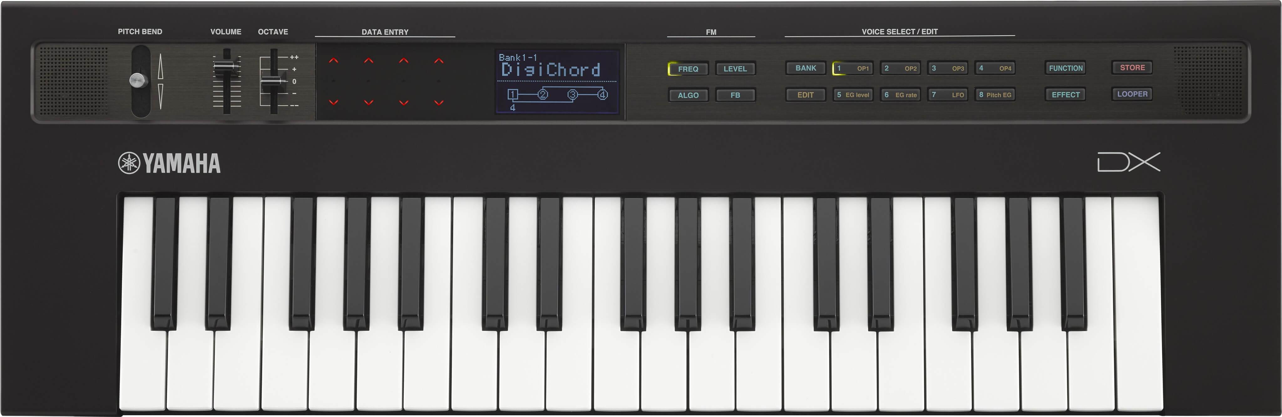 Sintetizador Yamaha Reface DX