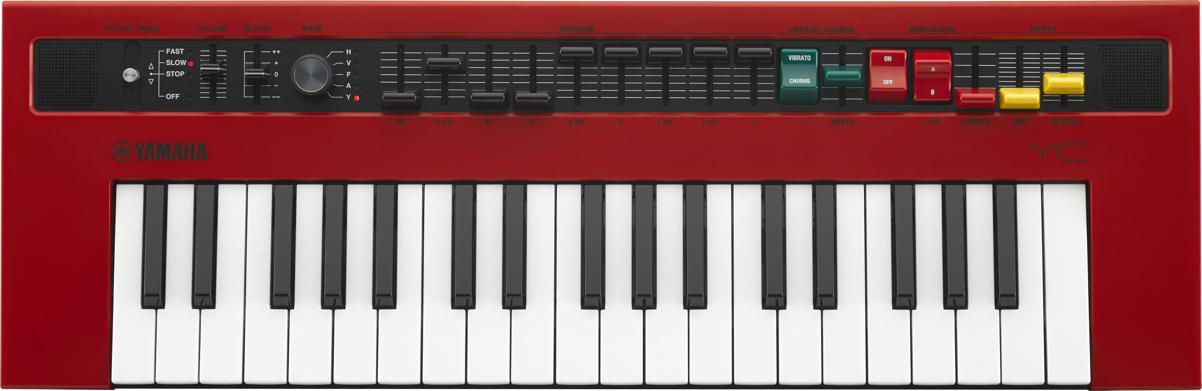Sintetizador Yamaha Reface YC