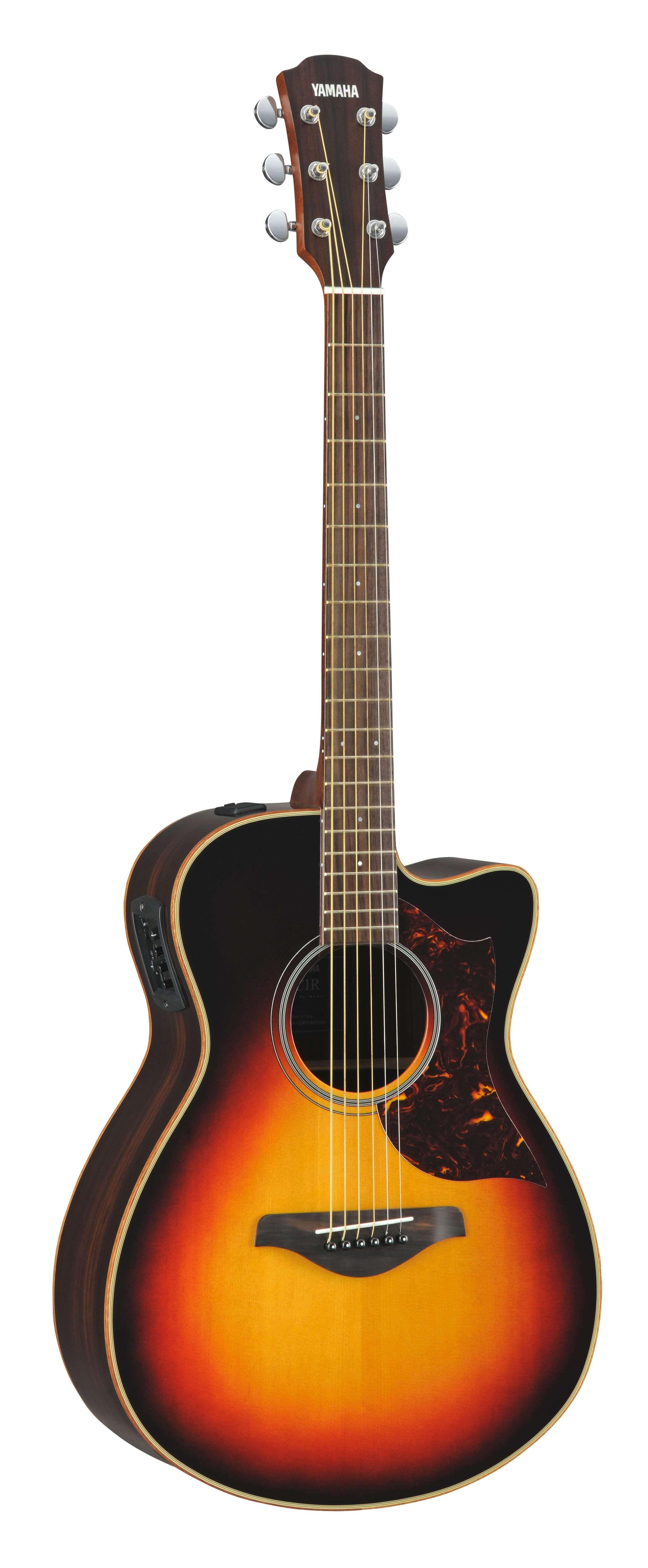 Guitarra Electroacústica Yamaha Ac1R II Vintage Natural