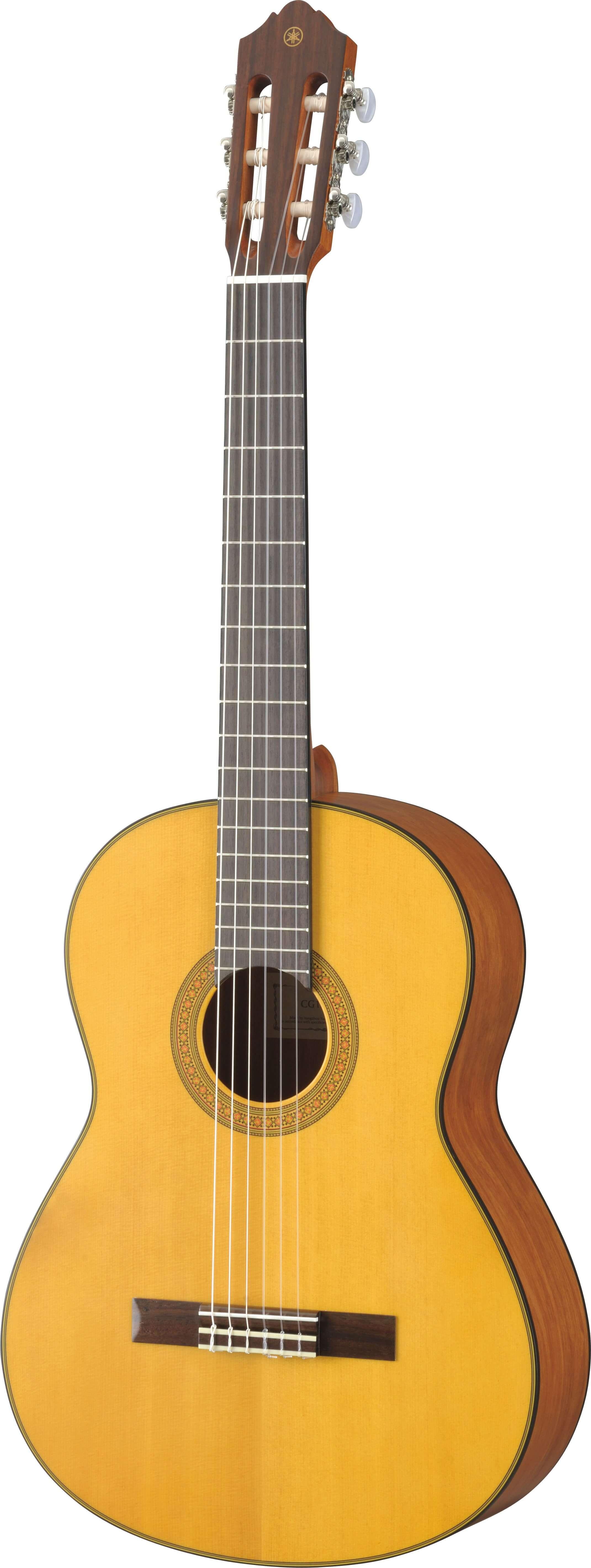 Guitarra Clásica Yamaha CG122MS Abeto