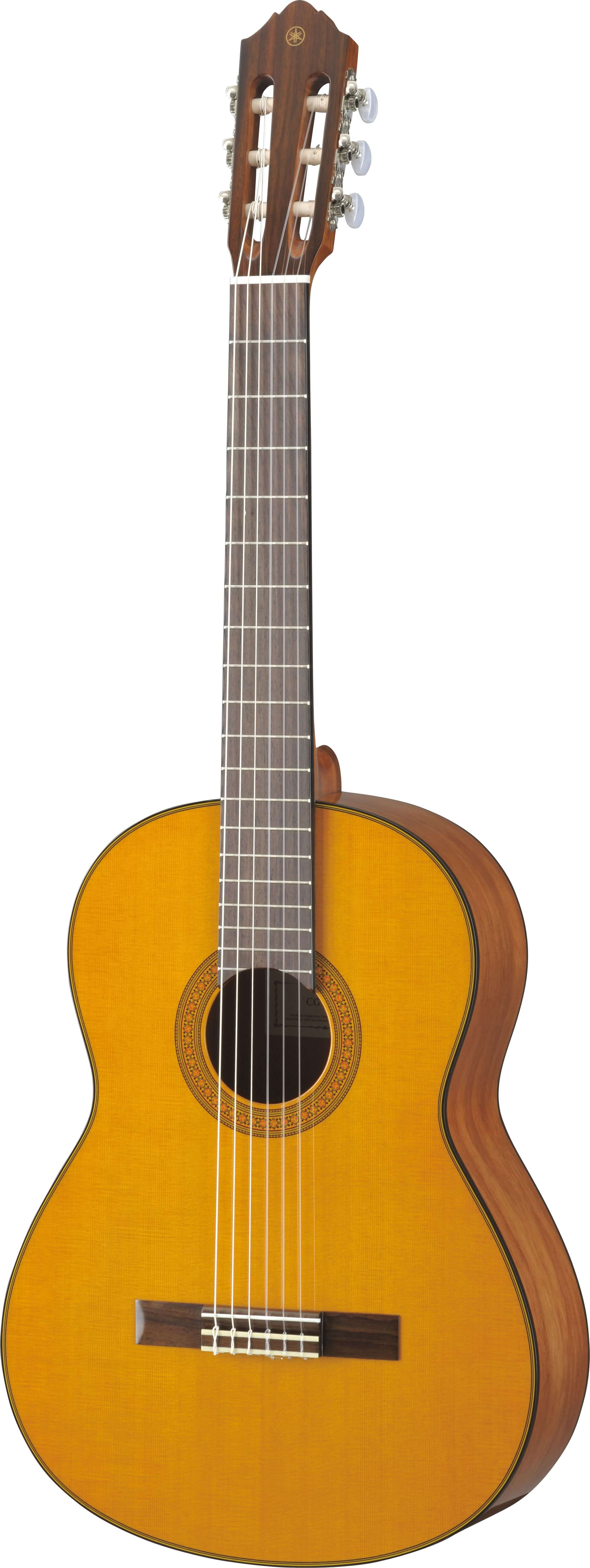 Guitarra Clásica Yamaha CG142C Cedro