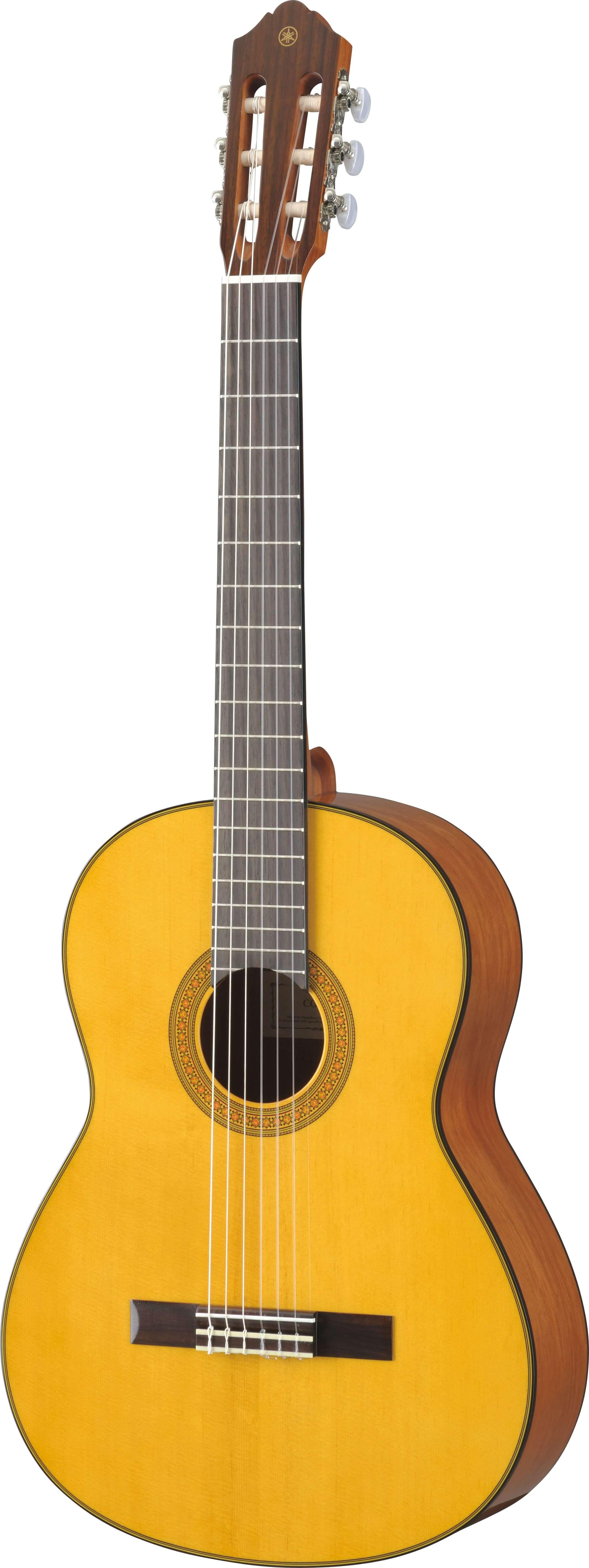 Guitarra Clásica Yamaha CG142S Black