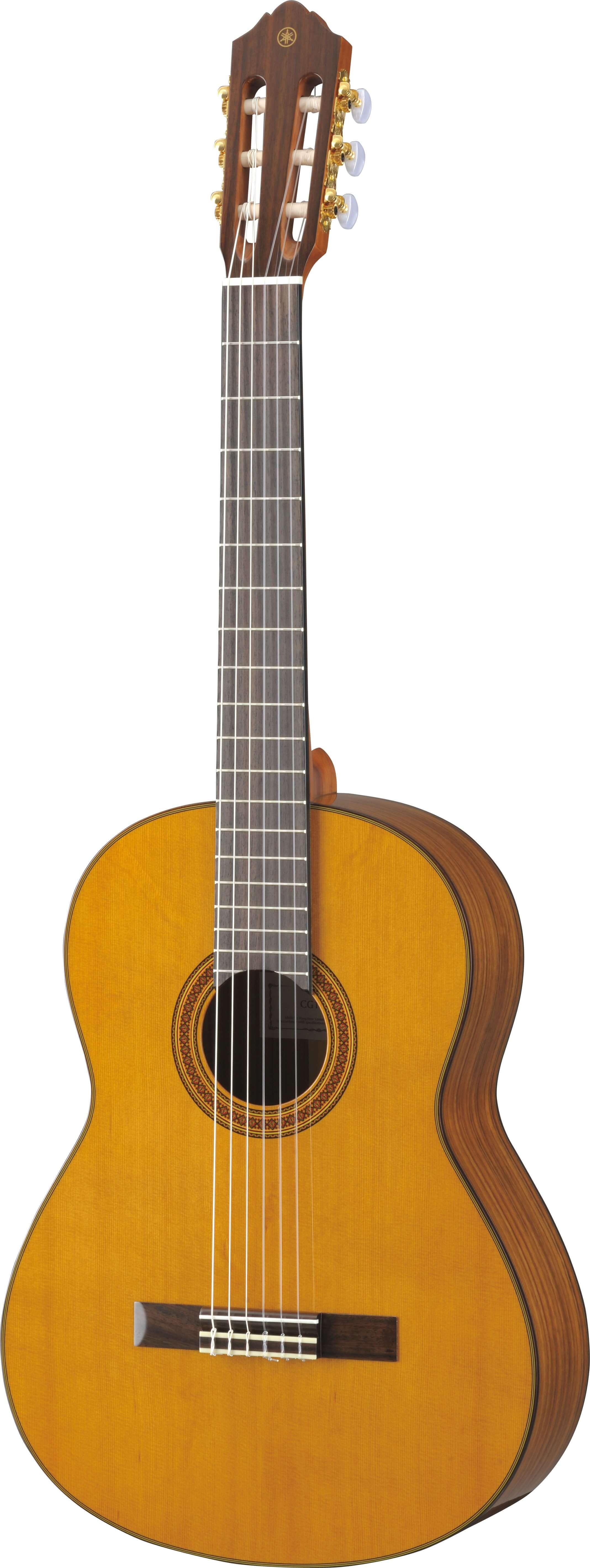 Guitarra Clásica Yamaha CG162C Cedro