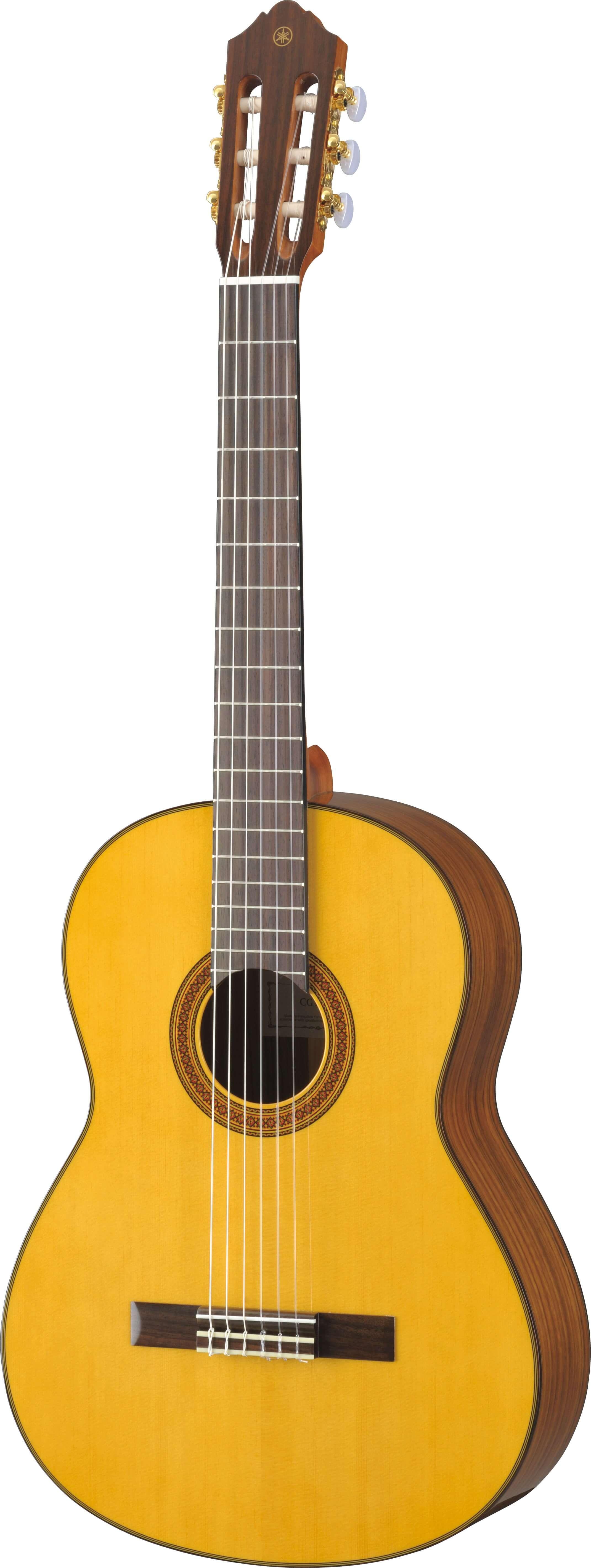 Guitarra Clásica Yamaha CG162S Abeto