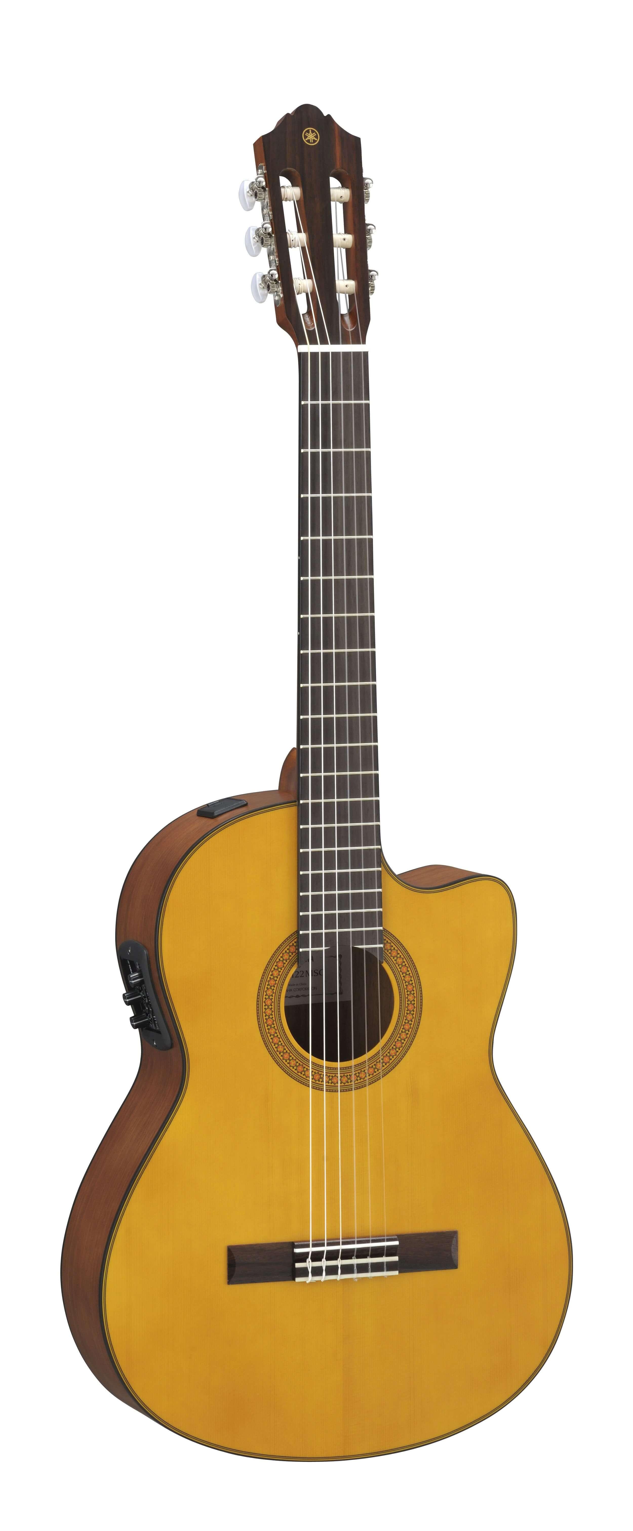 Guitarra Clásica Yamaha Cgx122Msc