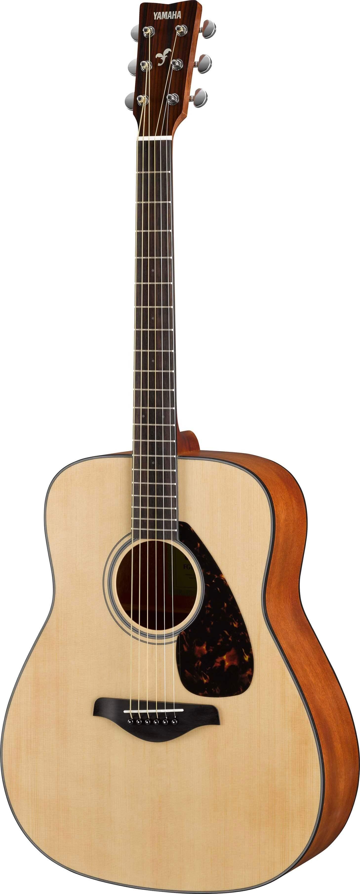 Guitarra Acústica Yamaha FG800M Natural Mate