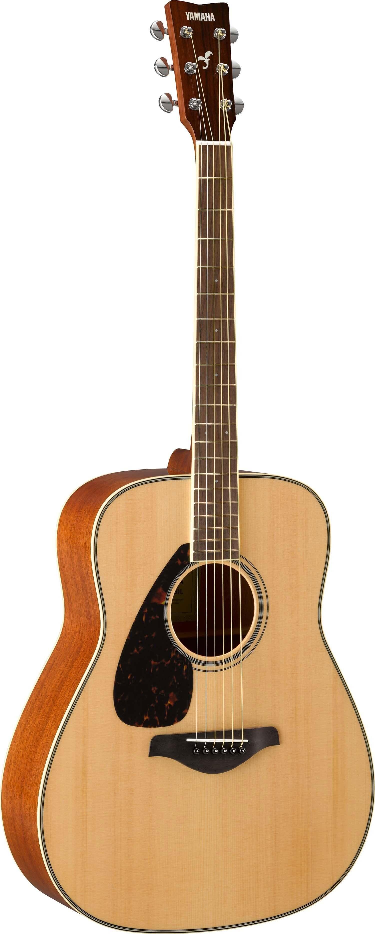 Guitarra Acústica Yamaha FG820L Zurdos Natural
