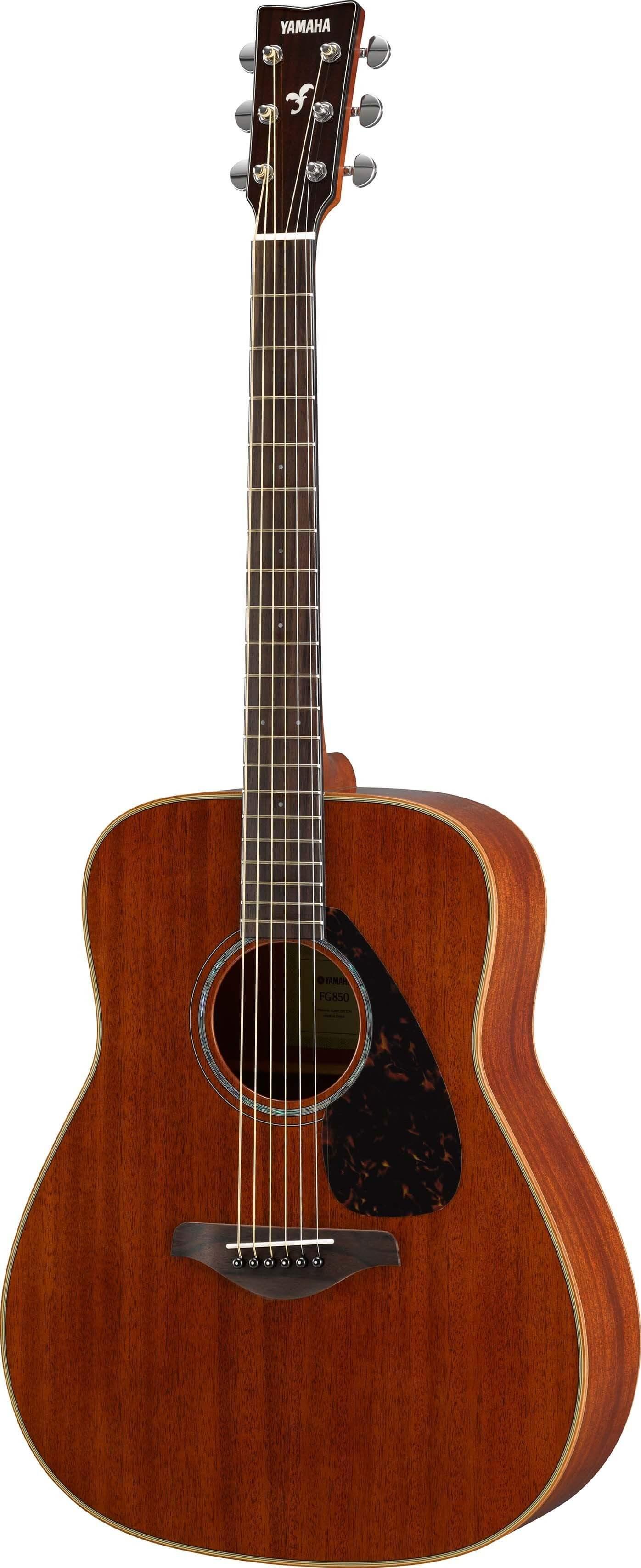Guitarra Acústica Yamaha FG850 Natural