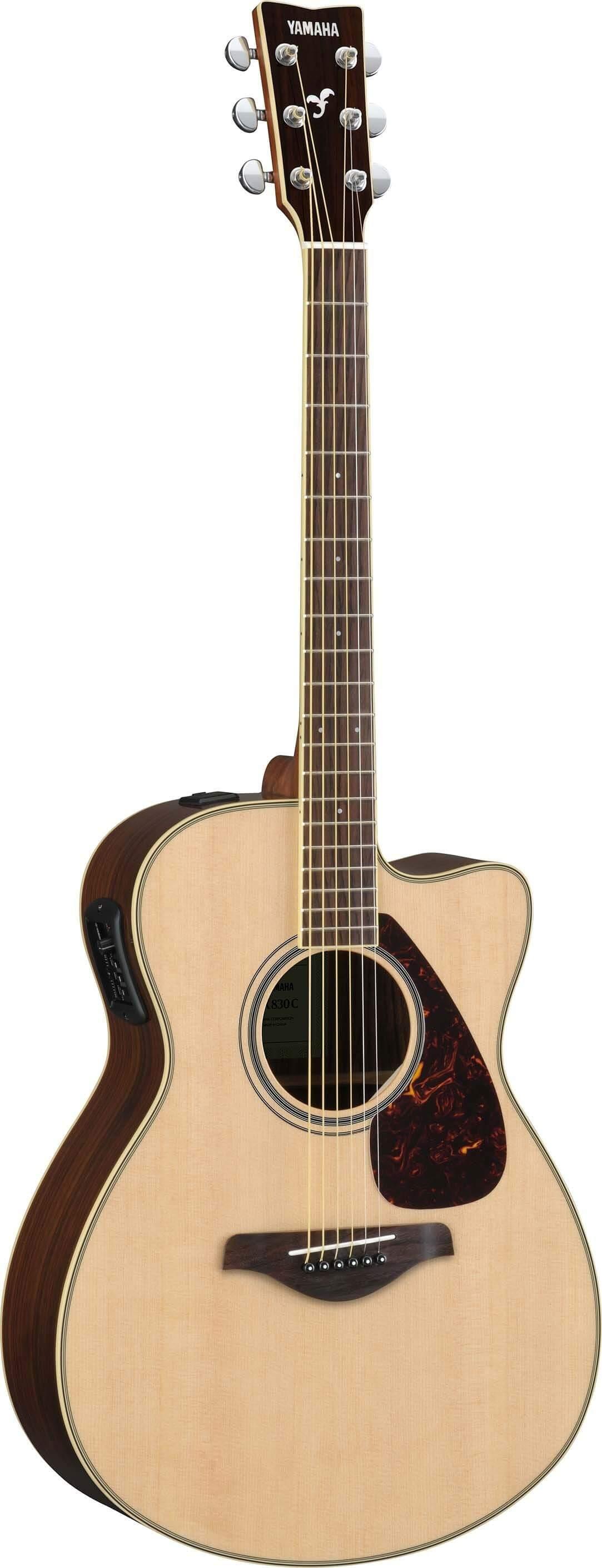 Guitarra Acústica Yamaha FSX830C Natural